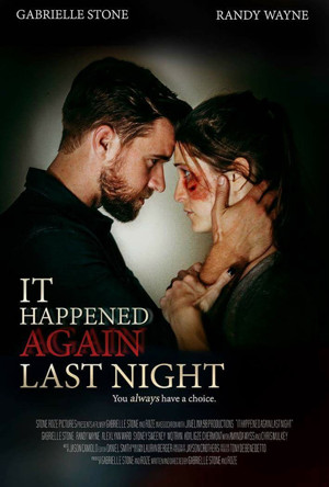 Gabrielle Stone wins Best Actress at Film Festival for IT HAPPENED AGAIN LAST NIGHT