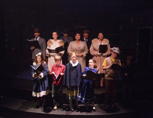 BWW Review: IT'S A WONDERFUL LIFE Rings in Christmas Spirit