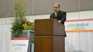 Angel Light Pictures' Antonio Saillant to Keynote San Francisco Green Festival, 11/13-15