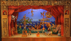 Circus Automata Exhibition by Mark Ogge on View at Arts Centre Melbourne thru March 20