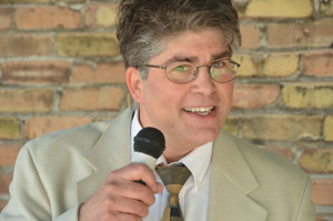 Get Your Giggle on with Stand Up Comic Keith Barany at CRT Downtown