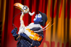 BWW Interview: Drew Hirshfield Returns to Bay Area for LION KING