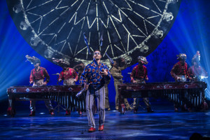 BWW Review: Cirque du Soleil's LUZIA Brings Mexico to Bay Area