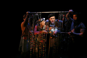 Paper Canoe Theater to Stage A SOCK'S FABLES and LIGHT, A DARK COMEDY in 2016