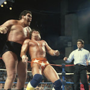 New Documentary ANDRE THE GIANT  to Debut on HBO