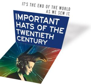 Tickets to MTC's IMPORTANT HATS OF THE TWENTIETH CENTURY on Sale Today