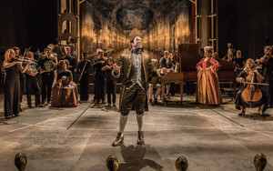 BWW Review: AMADEUS, National Theatre, 26 October 2016