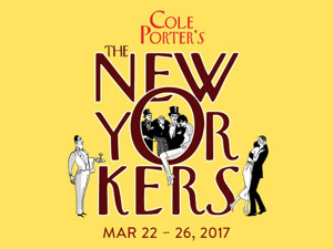 Scarlett Strallen and Tam Mutu to Lead THE NEW YORKERS at Encores!; Cast Set!