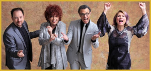 The Manhattan Transfer to Celebrate 45th Anniversary in 2017 at Paramount Hudson Valley