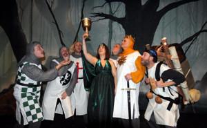 Farmington Players Present Hit Musical Comedy SPAMALOT