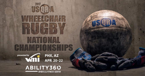 16 Elite Wheelchair Rugby Teams to Compete for USQRA National Championship at Ability360, 4/20