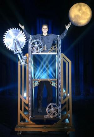 Illusionist David Caserta Coming to State Theatre, 10/31