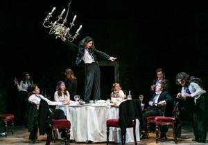 BWW Review: POSH, Pleasance Theatre