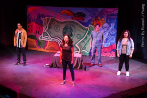 BWW Review: Milagro's BROKEN PROMISES Takes on the Hidden Problem of Teen Prostitution
