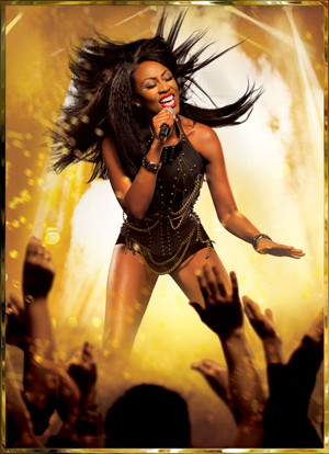 Beverley Knight Stars in West End Return of THE BODYGUARD, Beginning Tonight