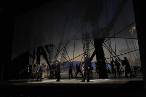 The Dallas Opera Presents MOBY-DICK, Today