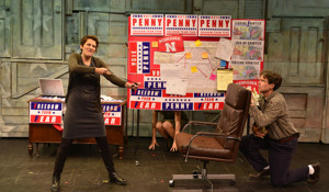 BWW Review: THE TOTALITARIANS: Too True to be Good
