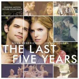 Vinyl Edition of THE LAST FIVE YEARS Film Soundtrack to be Released Next Month