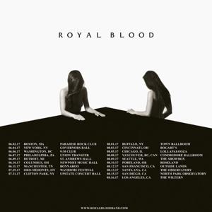 Royal Blood Announce U.S. Headlining Tour This Summer
