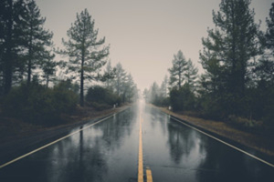 Fitness Tip of the Day: The Rain Won't Melt You