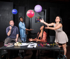 UCSB Department Of Theater And Dance Premieres NEW WORKS LAB