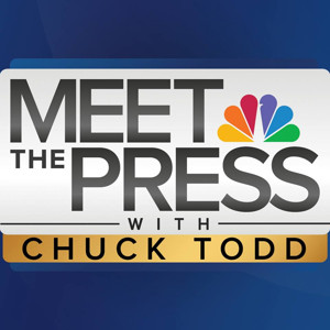 NBC's MEET THE PRESS is No. 1 Most-Watched Sunday Show; Over 3.8 M Viewers