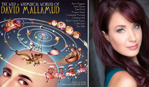 BWW Exclusive: Sierra Boggess Sings from David Mallamud's WILD & WHIMSICAL WORLDS Album!