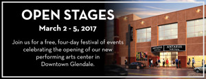 Antaeus Theatre Company Unveils Kiki & David Gindler Performing Arts Center