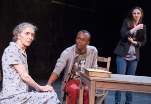 BWW Review: Experimental STILL LIFE WITH ROCKET at Theater Alliance