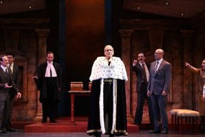 BWW Review: Pioneer Theatre Company's KING CHARLES III is Fascinating