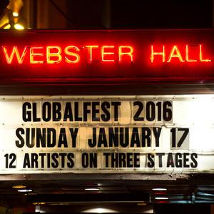 The globalFEST 2016 Lineup Announced