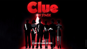 Stage Production Based on Iconic Board Game CLUE to Tour in 2018-19 Season