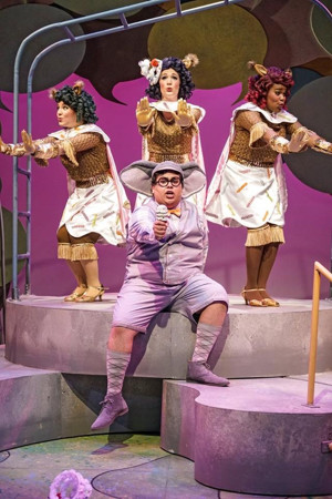 BWW Review: ELEPHANT AND PIGGIE'S, WE ARE IN A PLAY - Delightfully Brings Beloved Books To Life