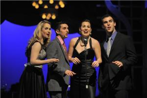 BWW Reviews: MY WAY Brings Back Sinatra in a Tuneful Revue at Riverside Center