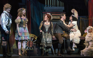 BWW Review: Pointer-Counterpoint – City Opera's CANDIDE vs. Prototype's BREAKING THE WAVES
