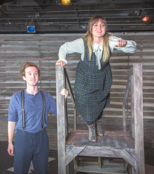 BWW Review: PETER AND THE STARCATCHER  at Onstage In Bedford