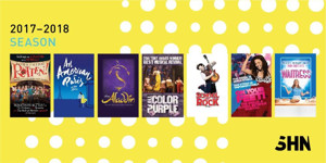 SOMETHING ROTTEN!, THE COLOR PURPLE, ON YOUR FEET! and More Set for SHN's 2017-18 Broadway Season