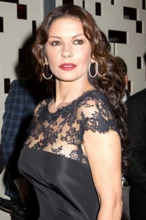 Catherine Zeta Jones to Star in New Lifetime Movie COCAINE GODMOTHER