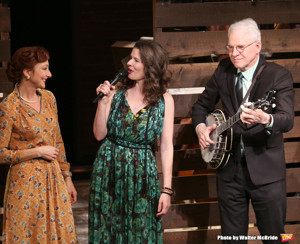 Steve Martin & Edie Brickell to Reunite with BRIGHT STAR Cast in Concert at Town Hall!