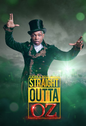 KINKY BOOTS' Todrick Hall Announces STRAIGHT OUTTA OZ Tour