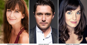 West End stars Madalena Alberto, Kieran Brown and Rebecca Trehearn to join JOAN VÁZQUEZ at Live at Zédel