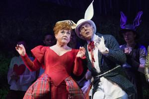 BWW Review: WONDERLAND, Grand Opera House, Belfast