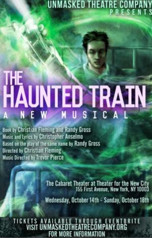 Unmasked Theatre to Stage THE HAUNTED TRAIN at TNC This October