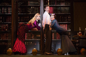 BWW Review: A GENTLEMAN'S GUIDE TO LOVE AND MURDER Is the Perfect Serial Murderer Musical