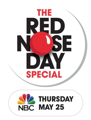 Over 20 Media Outlets to Support NBC's RED NOSE DAY SPECIAL
