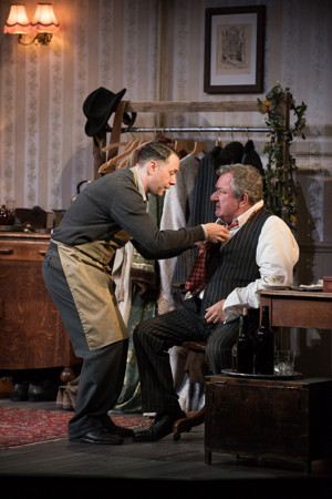 Last Chance to See THE DRESSER by Ronald Harwood at the Duke of York's Theatre