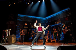 BWW Review:  MILLION DOLLAR QUARTET at Paper Mill Playhouse is Thrilling Rock and Roll