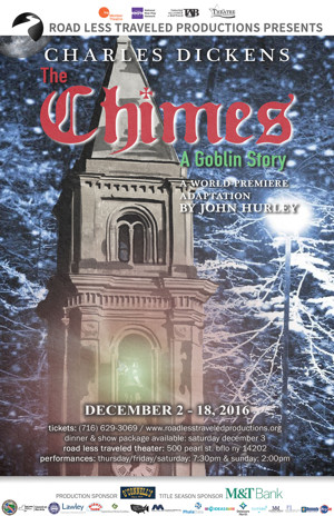 World-Premiere Adaptation of Charles Dickens' THE CHIMES: A GOBLIN STORY Set for RLTP