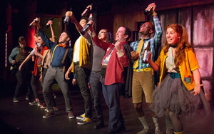 Hit Potter Play PUFFS to Mark 100th Magical Show Off-Broadway