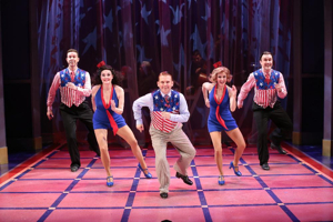 CAGNEY Tap Dances Into Final Week Off-Broadway